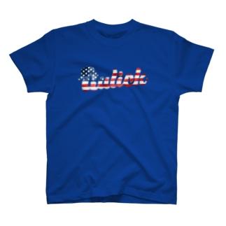 アメリカ人 T-shirts