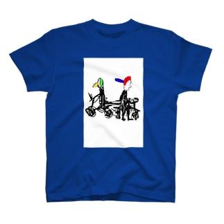 歓迎会 T-shirts