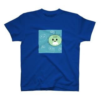 じいちゃんが T-shirts