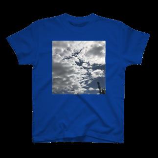 Mr.POPOのそら T-shirts