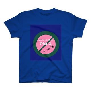 べスフレくん T-shirts