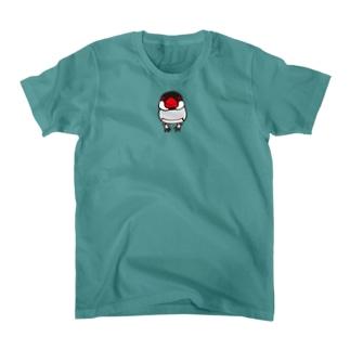 ノーマル文鳥 Tシャツ