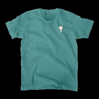 仙台弁こけし(キュッキュッキュッ) Tシャツ