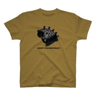 alien's Tシャツ