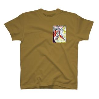 戦い T-shirts