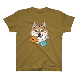 犬と宝物 T-shirts