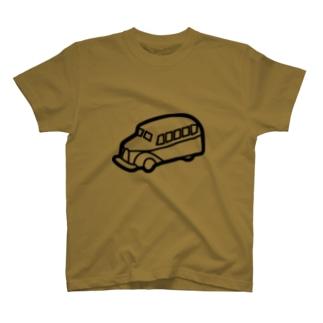 retro-Bus T-shirts