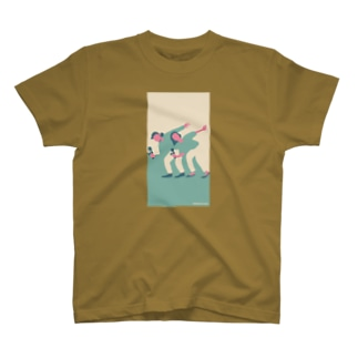 KENDAMAFUUFU_03 T-shirts