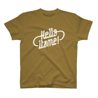 Hello, it's me! T-shirts
