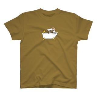 バスタブ バッキー T-shirts