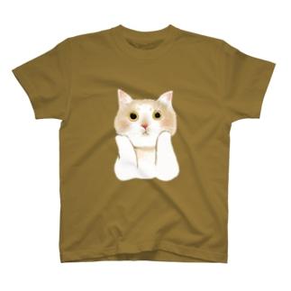 あれ、今日のアタイかわいい T-shirts