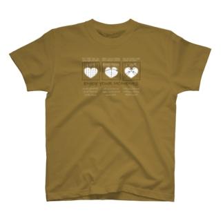 oriori (forDEEP) T-shirts