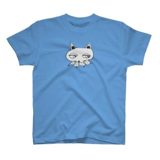 ねこたさん Tシャツ