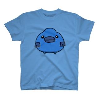 アオブダイくん Tシャツ