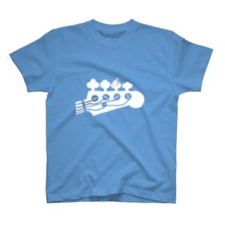 BassUfo Tシャツ