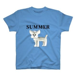 とあるわんこ・夏 Tシャツ