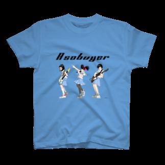 AsobuyerのAsobuyerTシャツ