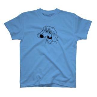mydog Tシャツ