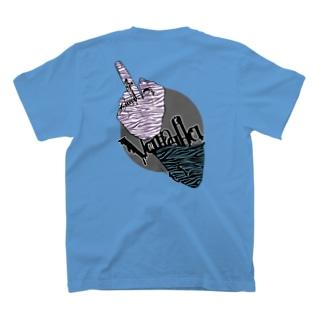 valhalla(ゼブラ) T-shirts