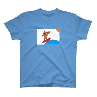 夏物 T-shirts