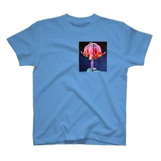 可憐な日常 T-shirts