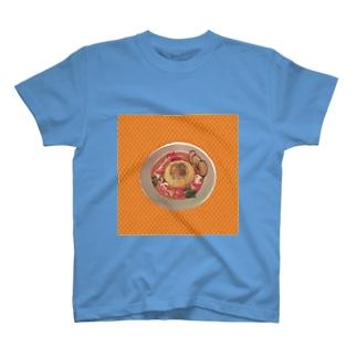 下北沢カレー T-shirts