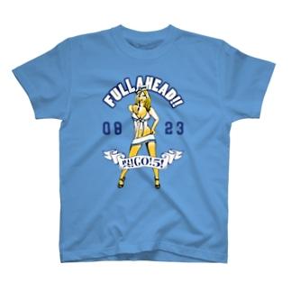 チャリティー【FULLAHEAD呉!GO!5!】 T-shirts