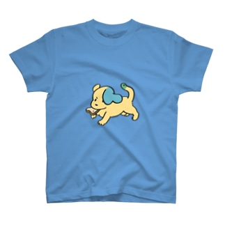 しょくパンいっぬ T-shirts