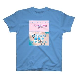 V A C A T I O N【販売終了】 T-shirts