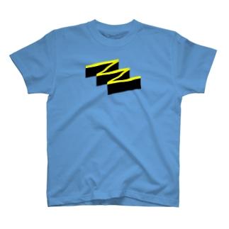 ハナヒゲウツボちび T-shirts