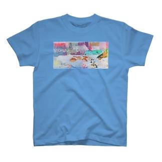 入水死す T-shirts
