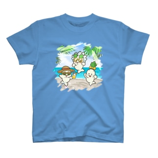 常夏ベビー T-shirts