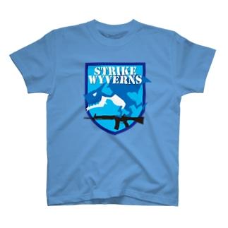 ストライクワイバーン3 T-shirts