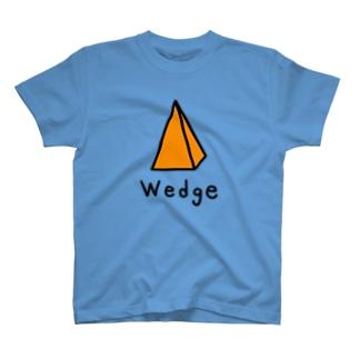 ウェッジ T-shirts
