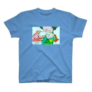 ゴーグル T-shirts