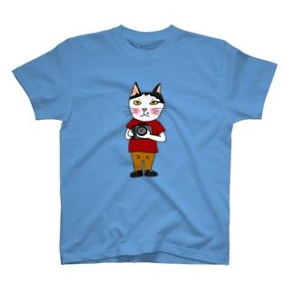 カツラくん T-shirts
