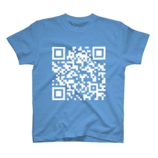 QRコード T-shirts