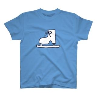 スケート靴 T-shirts