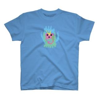 プランクトン T-shirts