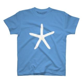 ひとで T-shirts
