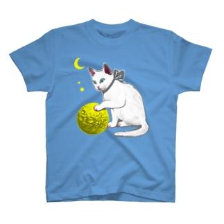 ボール遊び T-shirts