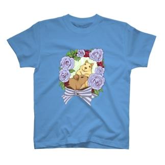 デグーとバラリース T-shirts