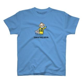 シューびーマン T-shirts