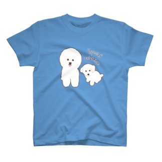 Bichon Frise Special existence T-shirts
