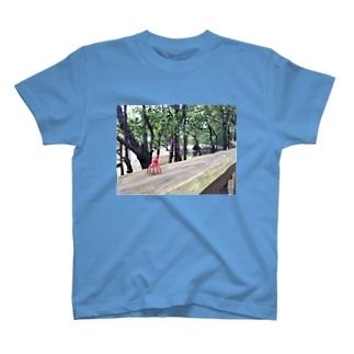ジャングルラブ❤️ T-shirts
