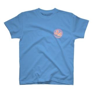 J&Mサークルロゴ T-shirts