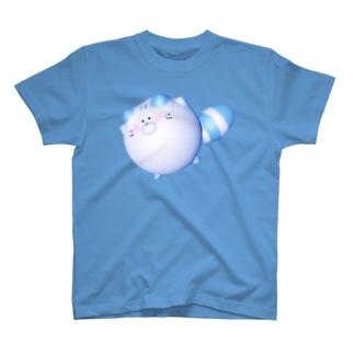 3D SHIMASHIPPO KUN T-shirts