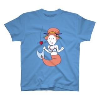 Mermaid Girl T-shirts