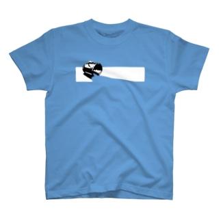 バケツ染色 T-shirts
