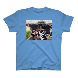 SMS恐山Tシャツ T-shirts
